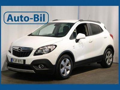 käytetty Opel Mokka 5-ov Drive 1,4 Turbo Start/Stop 4x4 103kW MT6 **** Tähän autoon vähintään 1 000 € hyvitys nykyisestä autostas...
