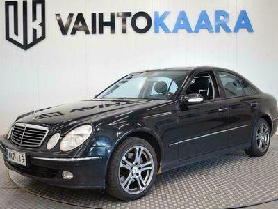 käytetty Mercedes E320 CDI Avantgarde 4d A # Super varusteet! #