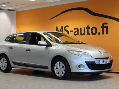 käytetty Renault Mégane Authentique 1,6 #Navi #Tilava #Juurikats.