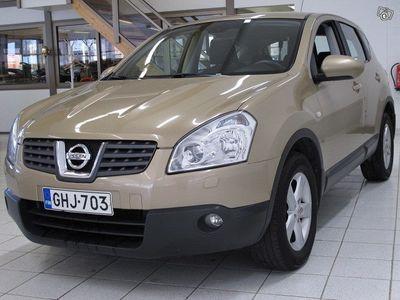 käytetty Nissan Qashqai ACENTA 2.0 4X4.