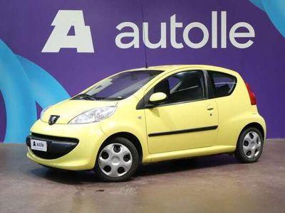 käytetty Peugeot 107 POISTOAUTO Trendy Plus 1.0 3d Myydään