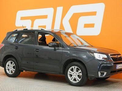 käytetty Subaru Forester 2,0 XT Sport CVT 240HV ### NORMAL FRIDAY -hinta! ### ** Webasto / Kamera / Vetokoukku / 1-om. Suomi-
