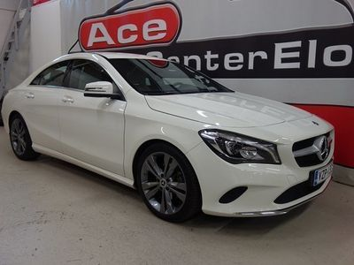käytetty Mercedes CLA180