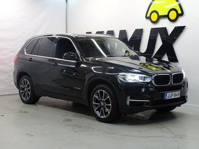 käytetty BMW X5 F15 xDrive25d TwinPower Turbo A / Juuri tullut / Sporttipenkit / Webasto / Prof. Navi /
