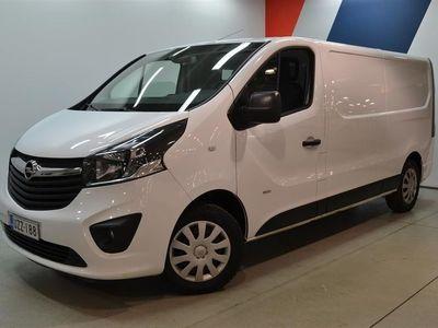 käytetty Opel Vivaro Van Edition L2H1 1,6 CDTI Bi Turbo ecoFLEX 92kW MT6 (Alvillinen, Navi, Vakkari yms..) UZZ-188 | Laakkonen
