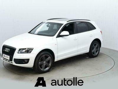 käytetty Audi Q5 *S-LINE* 2.0 TDI Quattro S-Line Aut. Tarkastettuna, Rahoituksella, Kotiintoimitettuna!