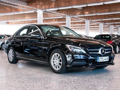 käytetty Mercedes C180 BlueTec A Premium Business