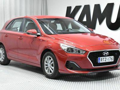 käytetty Hyundai i30 Hatchback 1,4 T-GDI 140 hv 7-DCT-aut. Comfort / Suomi-auto / Peruutuskamera / Led / Ratin lämmitys / 1Omistaja /
