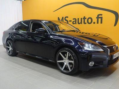 käytetty Lexus GS450H GSSedan Luxury 4ov 3456cm3 #Hud #kuolleenkulmavaroitin# Mark Levinson #Isolla näytöllä!