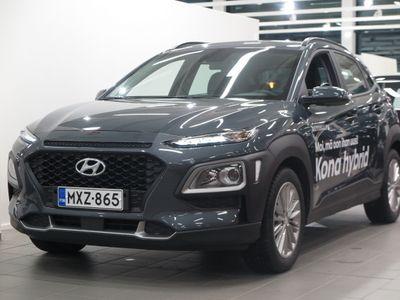 käytetty Hyundai Kona 1,6 hybrid 141 hv 6-DCT Comfort MY20