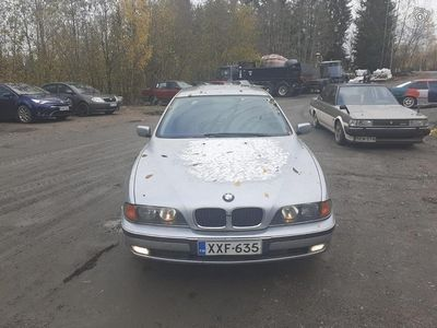 käytetty BMW 520 i Touring