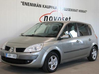 käytetty Renault Scénic 1.6 16V Confort Man. *1.99% KORKO, KOTIINTOIMITUS VELOITUKSETTA!*
