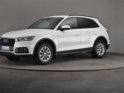 käytetty Audi Q5 Business 2,0 TDI 120 quattro S tronic- Webasto, Vetokoukku, Navi-
