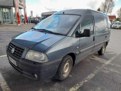 käytetty Fiat Scudo Van 2,0 JTD - Jakohihnanvaihto ajankohtainen!