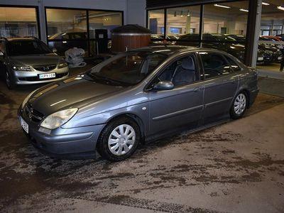 käytetty Citroën C5 C5 4DHATCHBACK 2.0I AUTOM.** TEE SE ITSE MIEHELLE, MM. JOUSITUS RIKKI, HUOLTOKIRJA