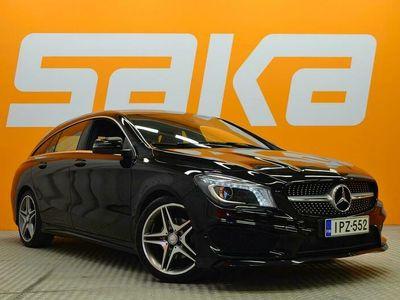 käytetty Mercedes CLA200 Shooting Brake AMG-Styling / P.Kamera /