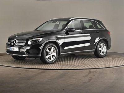 käytetty Mercedes GLC220 GLC-Klassed 4Matic A Premium Business -Nahkasisusta-
