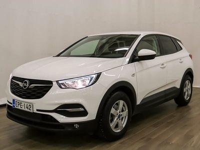 käytetty Opel Grandland X Enjoy 1,2 Turbo Start/Stop 96 kW AT6 **** SUPERTARJOUS: Erä -vaihtoautoja 2,9 % korolla **** ***