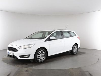 käytetty Ford Focus 1,0 EcoBoost 125hv Start/Stop Autom. Trend Wagon Parking Pack