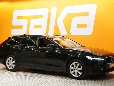 käytetty Volvo V90 D3 Business aut ** TULOSSA ** Adapt. Cruise / Pilot Assist / Kaistavahti / Pysäköintiavustin / Webas
