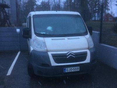 käytetty Citroën Jumper 2011