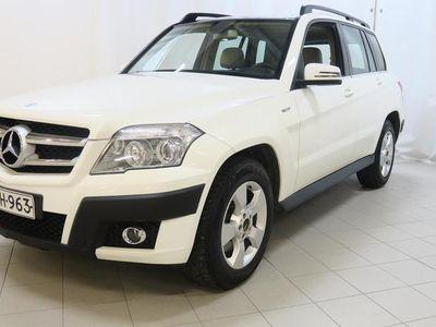 käytetty Mercedes GLK220 CDI BE 4Matic Business A **RAHOITUS JOPA ILMAN KÄSIRAHAA**