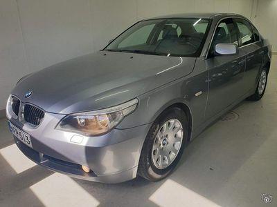 käytetty BMW 520 iA Juuri katsastettu ja huollettu