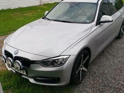 käytetty BMW 320 D Xdrive