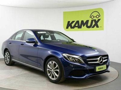 käytetty Mercedes C350e A Avantgarde // ILS-LED ajovalot / Peruutuskamera / Navigointi //