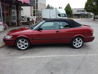 second-hand Saab 9-3 Cabriolet 2,0t aut avoauto