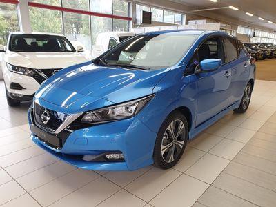 käytetty Nissan Leaf N-Connecta MY21 40 kWh LED FI