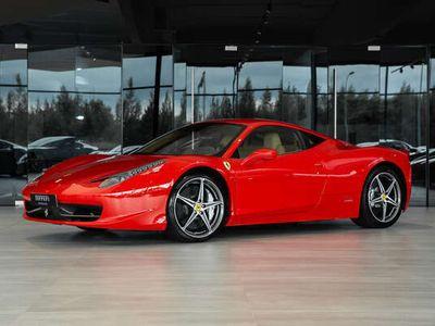 käytetty Ferrari 458 458F1 Italia Coupe - Power Warranty