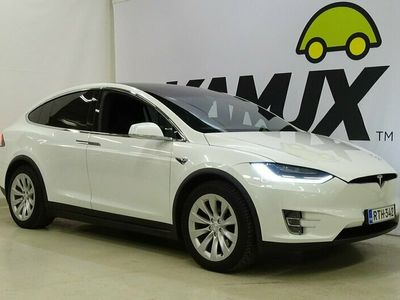 käytetty Tesla Model X Motors Model xViistoperä (AB) 5ov