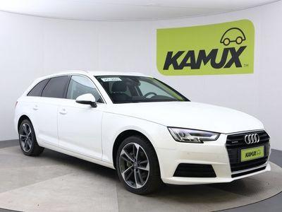 käytetty Audi A4 Avant Business 2.0 TDI 140 kW Quattro S Tronic // Digimittaristo / Nahka-alcantara / Navigointi //