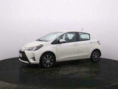 käytetty Toyota Yaris 1.5 Hybrid Active aut 5-ov HB | - rahoitustarjous 2,9 % korko + kulut