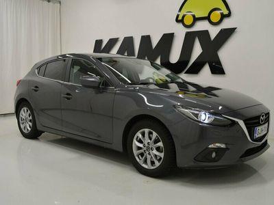 käytetty Mazda 3 5HB 2,0 (120) SKYACTIV-G Premium Plus 6AT 5ov DH2