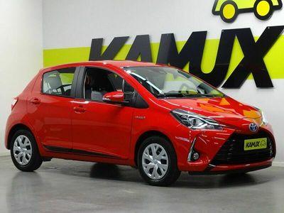 käytetty Toyota Yaris 1.5 Hybridi active automaattinen ilmastointi / Audiojärjestelmä: multimedia Touch peruutuskameralla / f