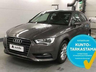 käytetty Audi A3 *KOTIINTOIMITUS*1.4TFSI Compact Coupé Business 92kW Aut. Tarkastettuna, Rahoituksella, Kotiin toimit