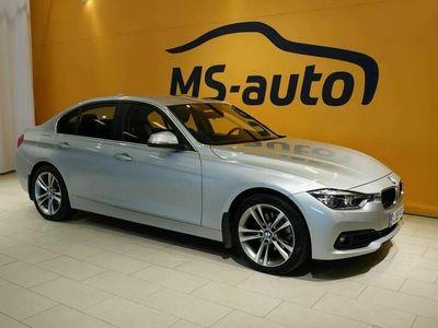 käytetty BMW 320 F30 xDrive Business Exclusive Edition #Facelift #Neliveto #Suomi-auto #Vetokoukku#Lohkolämmitin&Sisähaara#Led-ajovalot