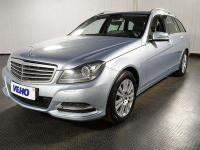 käytetty Mercedes C220 CDI BE T 4Matic A Premium Business