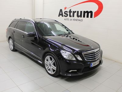 käytetty Mercedes E350 CDI BE T A