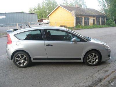 gebraucht Citroën C4 Coupe 1,6 Bensa