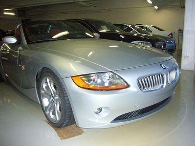 käytetty BMW Z4 3.0i Roadster 2d A