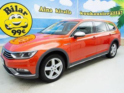 käytetty VW Passat Alltrack Variant 2,0 TDI 140 kW 4MOTION Executive Aut. - *KAUKO OHJATTAVA WEBASTO, KOUKKU!* - *NYT S