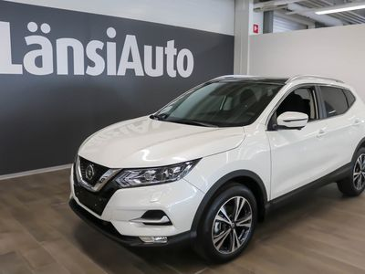 käytetty Nissan Qashqai DIG-T 160 N-Connecta 2WD 6M/T roof pack NNC*