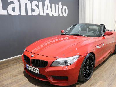 käytetty BMW Z4 sDrive35i TwinPower Turbo DCT M-Sport A E89 Roadster