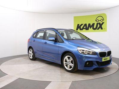 käytetty BMW 220 d Tourer xDrive Edition M-Sport // Vakkari / Bluetooth-audio / Pysäköintitutkat //