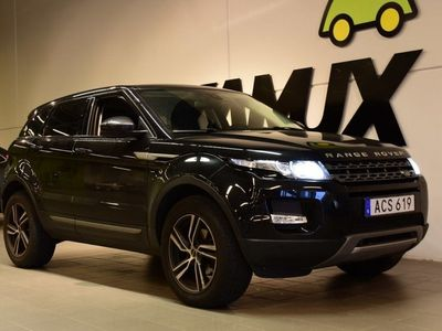 käytetty Land Rover Range Rover evoque 5-ovinen 2.2 SD4 4WD Aut 190hv