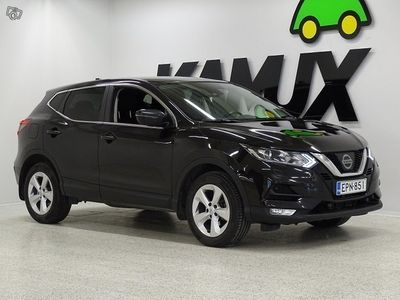 käytetty Nissan Qashqai dCi 130 Acenta 2WD Xtronic Connect