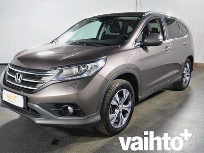käytetty Honda CR-V 1,6 Diesel Lifestyle Business 2WD